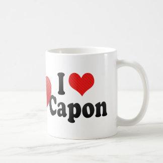 J'aime le chapon mug