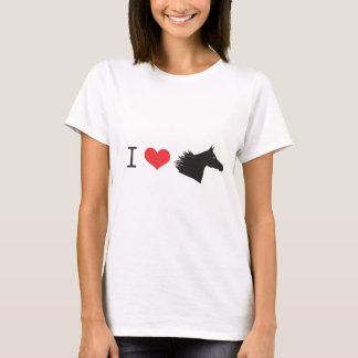 J'aime le cheval t-shirt