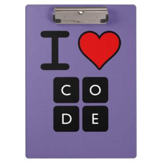 J'aime le code