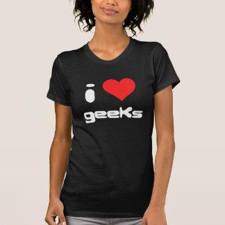 j'aime le geeks t-shirt