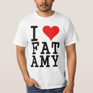 j'aime le gros ami t-shirt