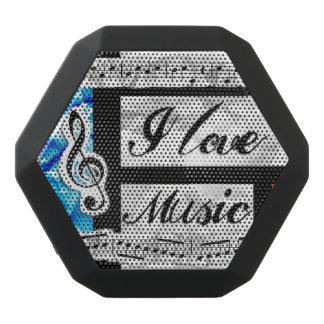J'aime le haut-parleur de Portable de musique