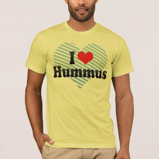 J'aime le houmous t-shirt