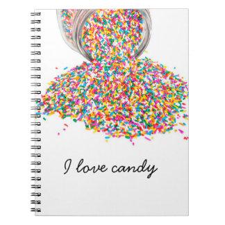 J'aime le livre de sucrerie