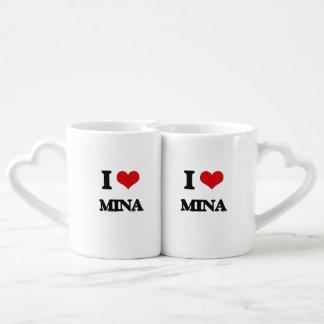 J'aime le Mina Mug