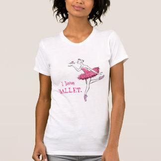 J'aime le T-shirt de BALLET