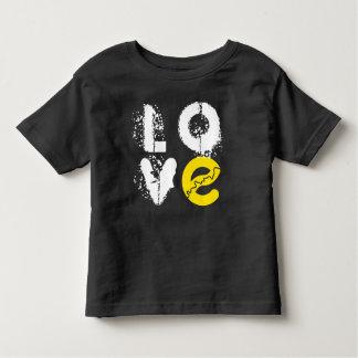 J'aime le T-shirt de bébé d'Edmonton