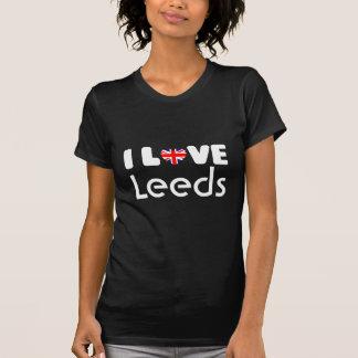 J'aime le T-shirt de Leeds |