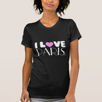 J'aime le T-shirt de Paris |