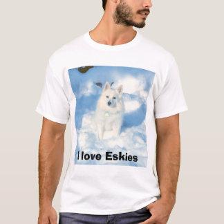 J'aime le T-shirt d'eskies