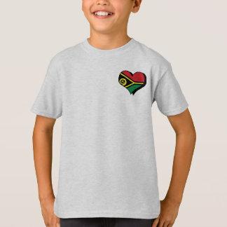 J'aime le T-shirt du Vanuatu