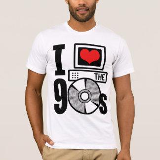 J'aime les années 90 t-shirt