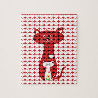 J'aime les chats 2 puzzle