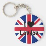 J'aime Londres Porte-clef