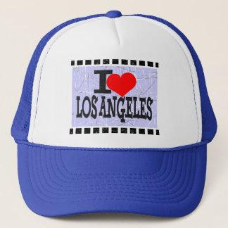J'aime Los Angeles   - casquette