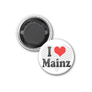 J'aime Mayence, Allemagne Aimant