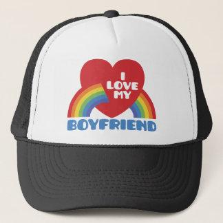 J'aime mon ami casquette