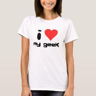 j'aime mon geek t-shirt