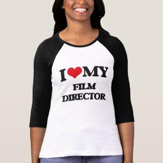 J'aime mon réalisateur t-shirt