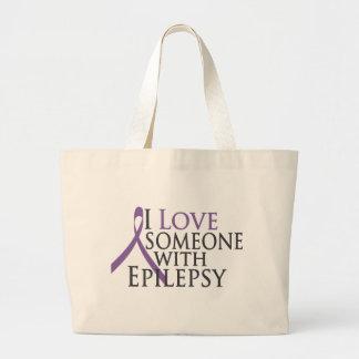 j'aime quelqu'un avec l'épilepsie grand sac