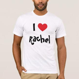 J'aime Rachel T-shirt