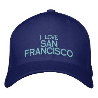 J'AIME SAN FRANCISCO - casquette de baseball