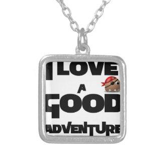 J'aime une bonne aventure collier