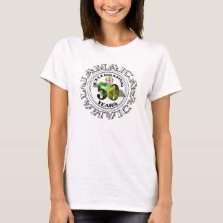 Jamaïca 50 van de Onafhankelijkheid Jaar van het T Shirt