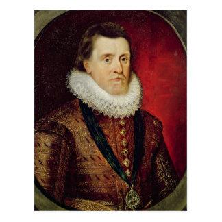 James I Carte Postale