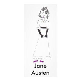 Jane Austen déplaisant Doubles Cartes