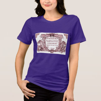 Jane Austen : Invitation de boule de Netherfield T-shirt