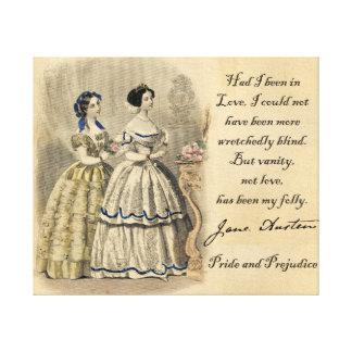 Jane Austen : Vanité Toiles