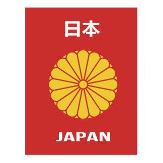 Japanse - 日本 - 日本人 paspoorthouder Japans Japan, Briefkaart