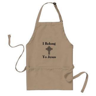 J'appartiens au tablier de Jésus