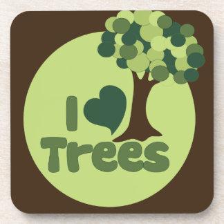 J'arbres d'amour sous-bock