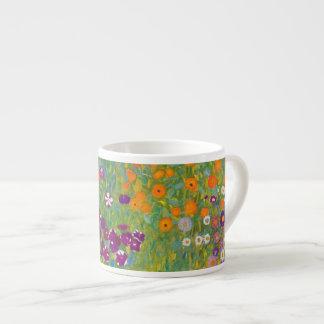 Jardin d'agrément par Gustav Klimt Tasse Expresso