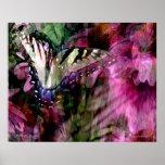 Jardin de papillon posters