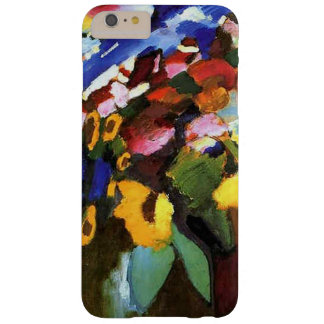 Jardin de Wassily Kandinsky-Murnau Coque iPhone 6 Plus Barely There