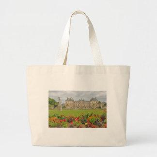 Jardin du Luxembourg Grand Tote Bag