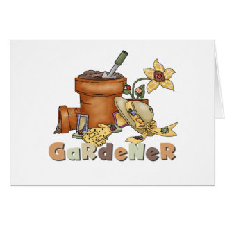 Jardinier Carte