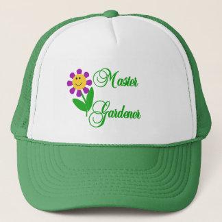Jardinier principal casquette