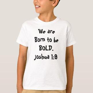 JaredWatkins SAT. 1:9 blanc T de Joshua d'enfants T-shirt
