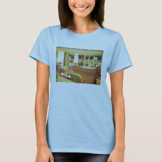 jaren '50 ruimte t shirt