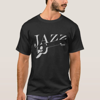 jazz de guitare t-shirt