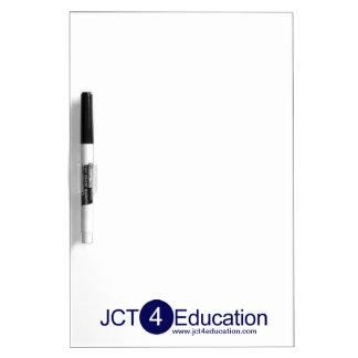 JCT4Education sèchent le conseil d'effacement Tableau Effaçable À Sec