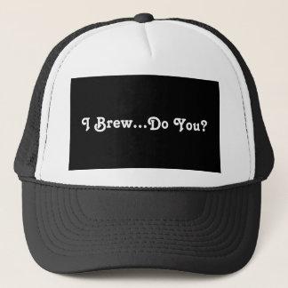 Je brasse… vous fais ? casquette