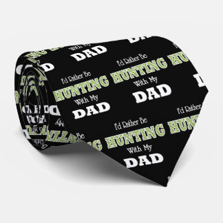 Je chasserais plutôt avec la cravate de papa