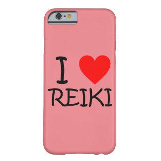 """""""Je coque iphone de Reiki de coeur"""""""