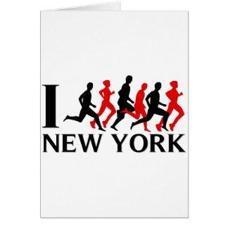 JE COURS NEW YORK CARTE