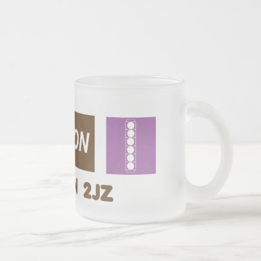 JE COURS SUR la tasse de café 2JZ
